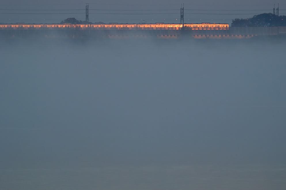 霧上の武蔵野線