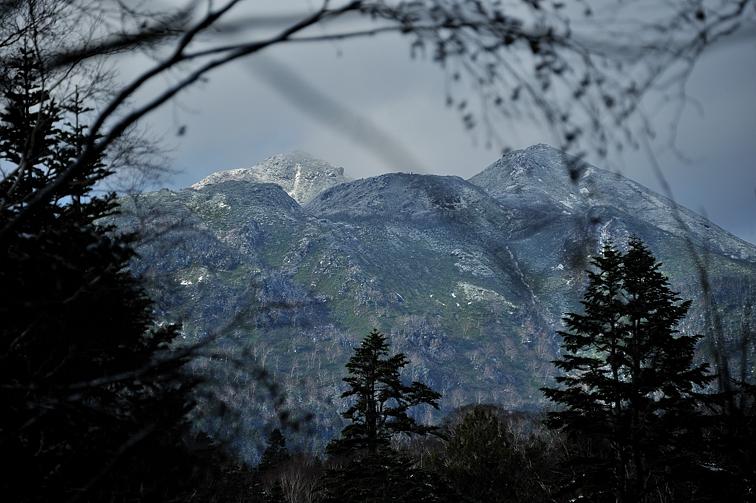 三平見晴から燧ケ岳