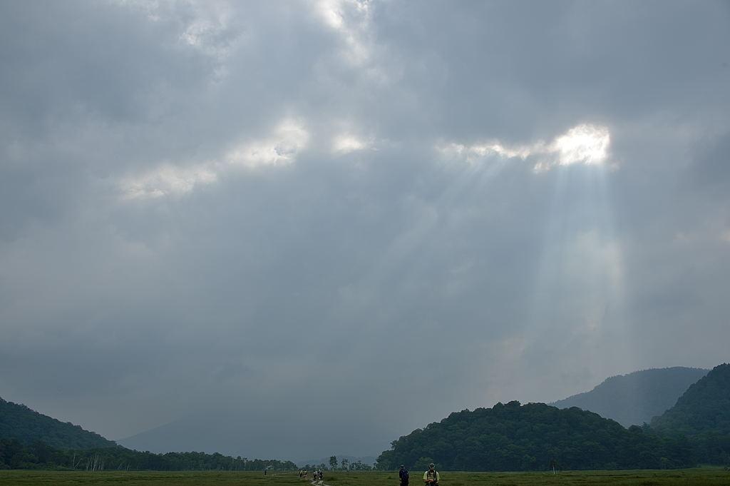 8:12 雲の切れ目