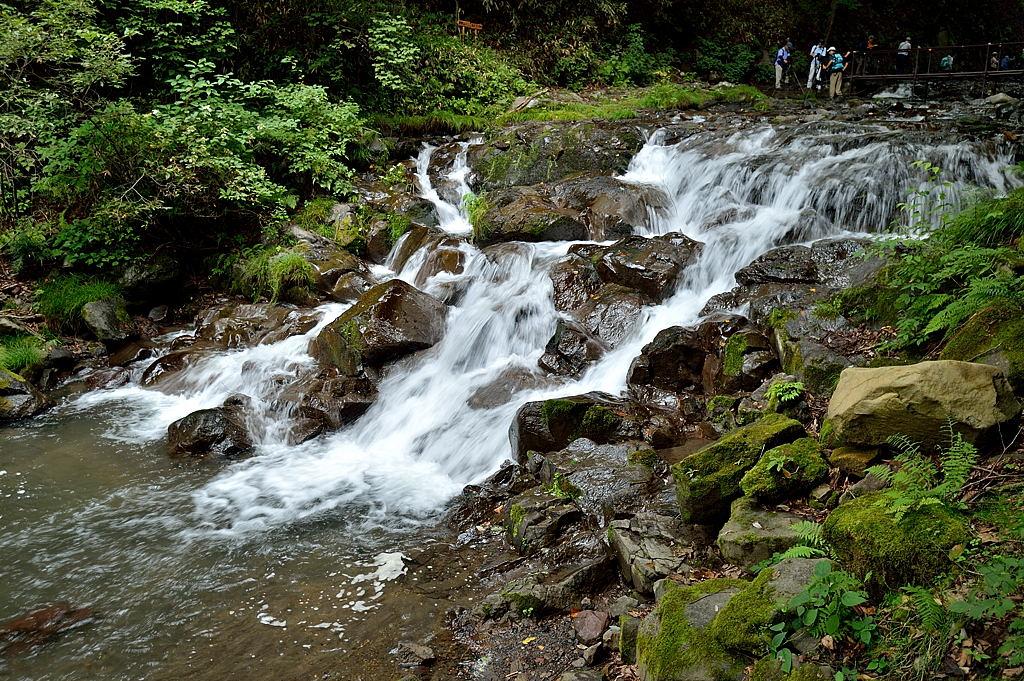 浅間大滝の下流