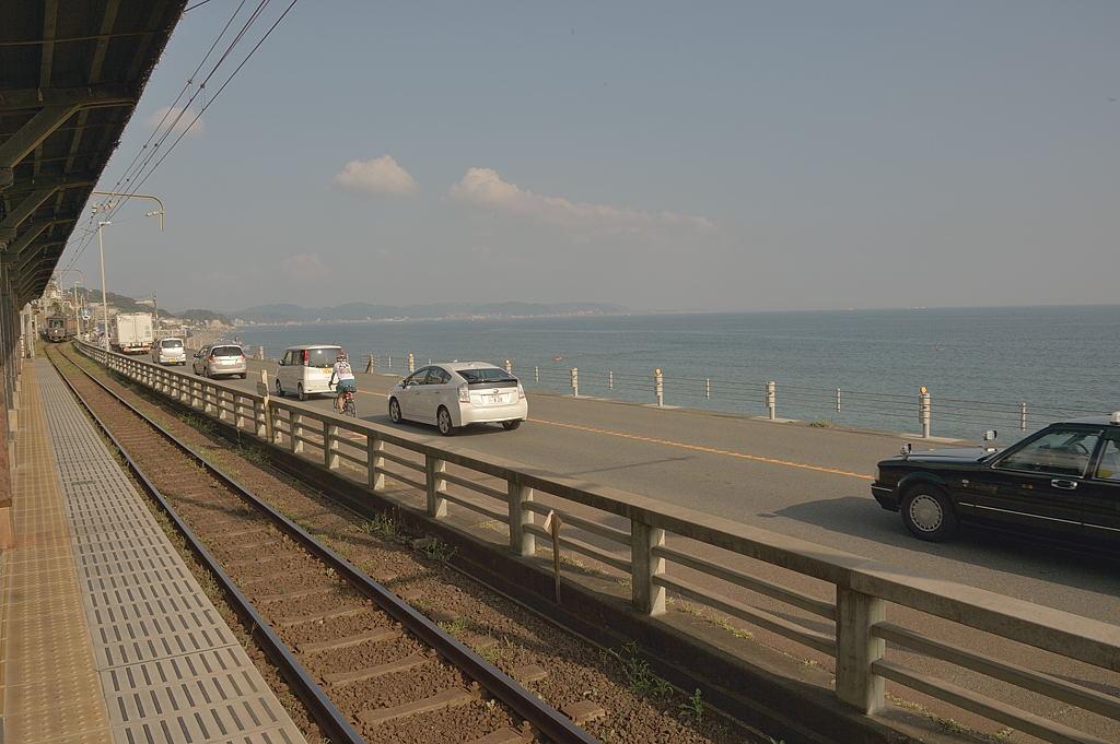 そろそろ帰るか・鎌倉高校前駅