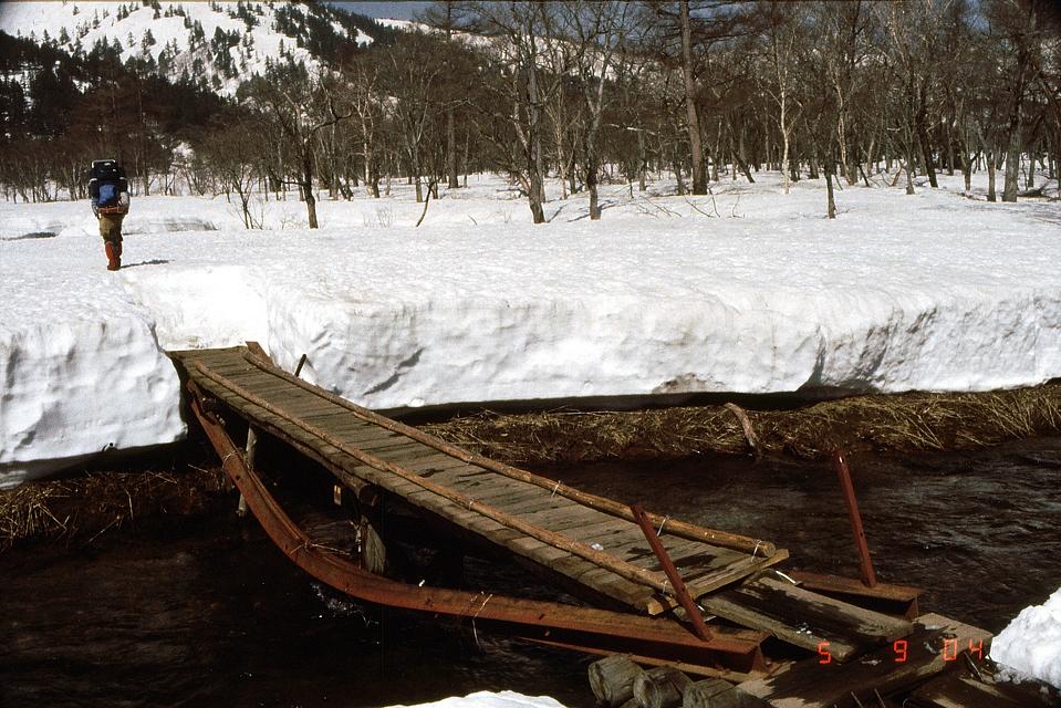 原の川上川橋