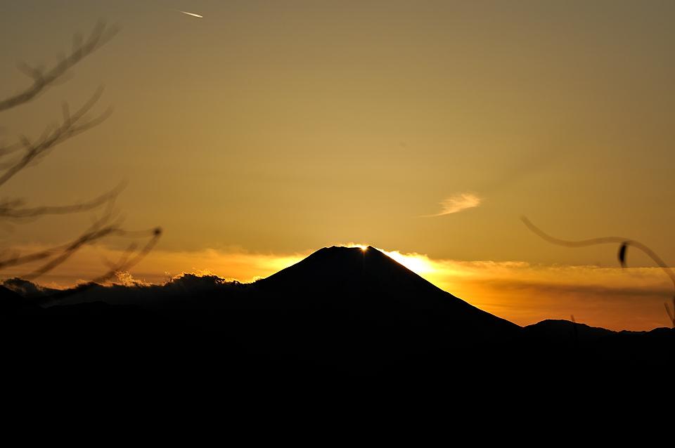 2007/12/24 高尾山頂