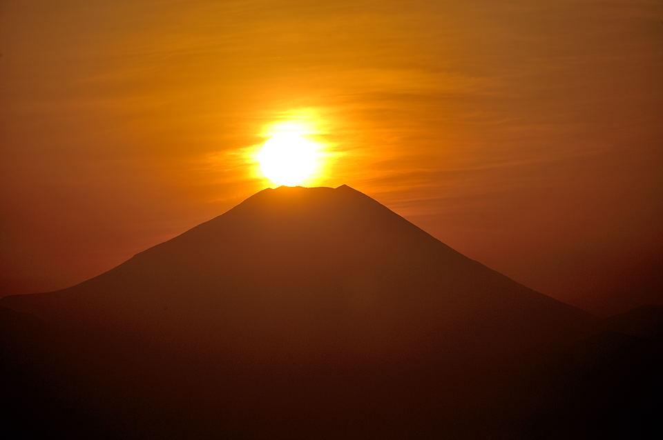 山頂に接触【16:10】