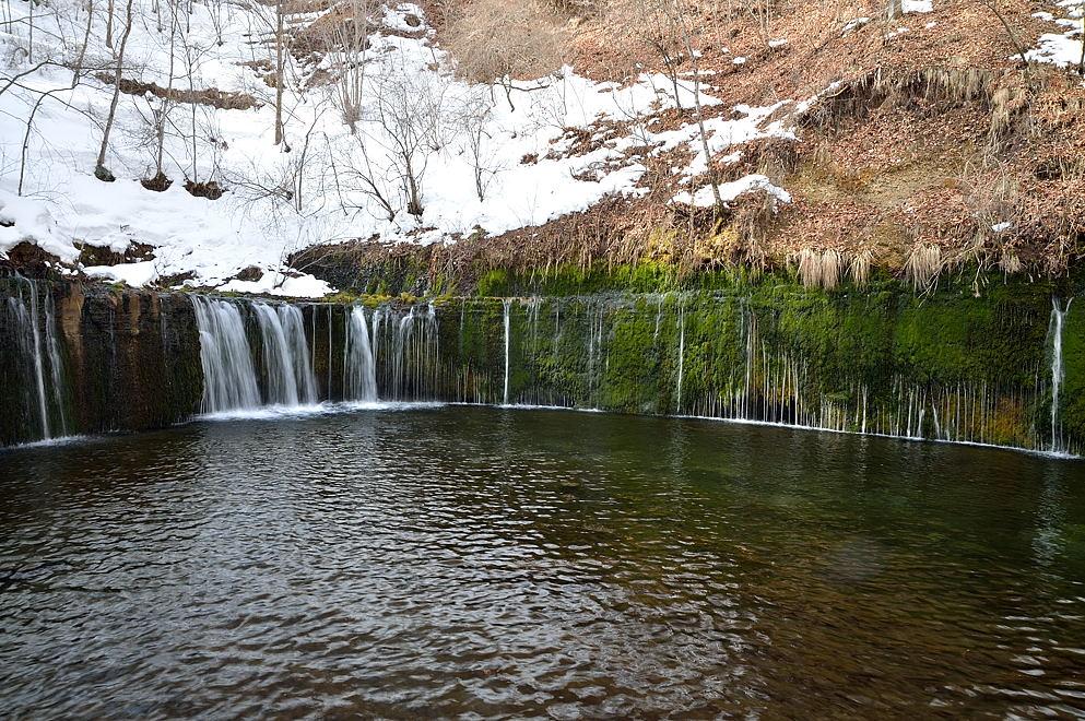 14:13 白糸の滝